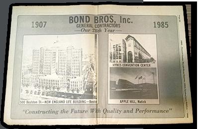 BOND 1988