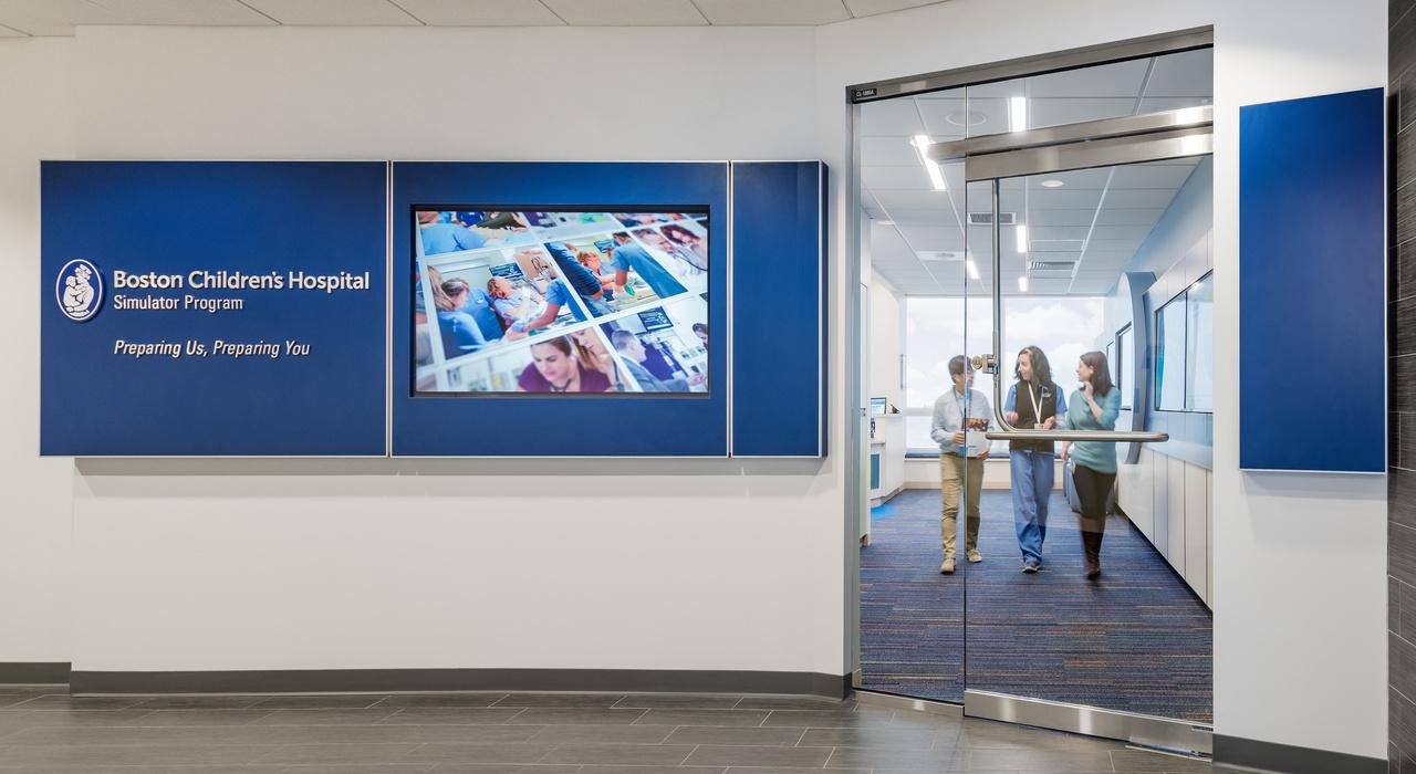 Boston Children's Hospital, Pediatric Simulation Center - BOND