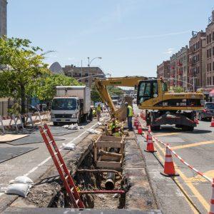 Con Edison Bronx Gas Pipeline Installation
