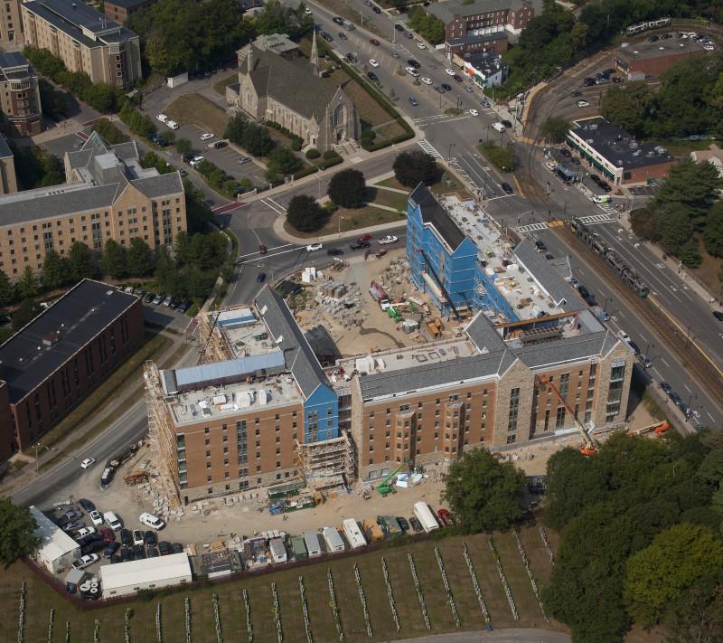 Boston College, 2150 Commonwealth Avenue