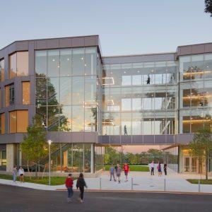 Brandeis University Skyline Residence Hall