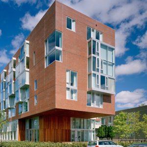 Harvard University, Akron Street Graduate Housing