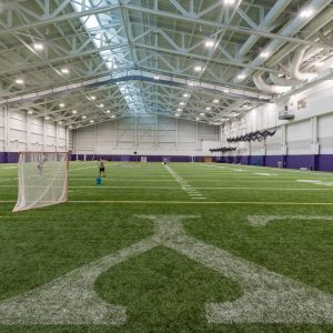 College of the Holy Cross, Hart Center at the Luth Athletic Complex