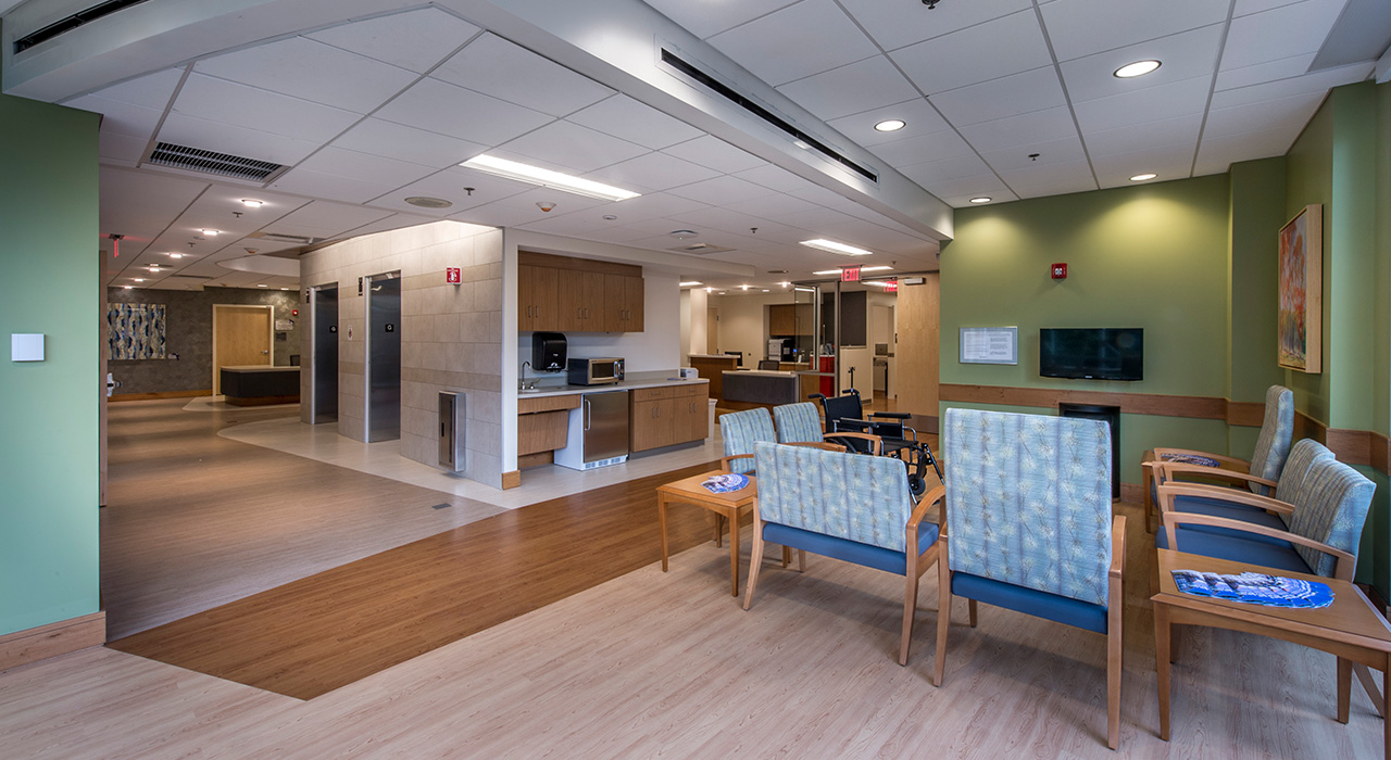 Beth Israel Deaconess Hospital-Needham, Cancer Center & Surgical Pavilion Construction