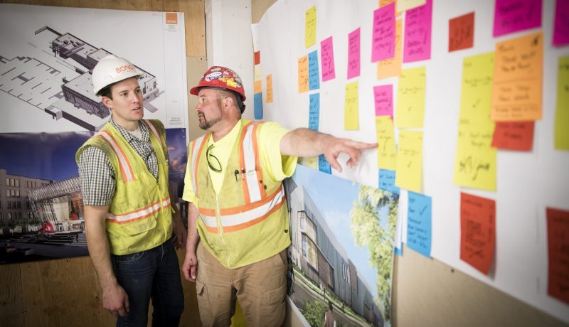 Transforming the Modern Campus - While Meeting Fixed Schedules - BOND