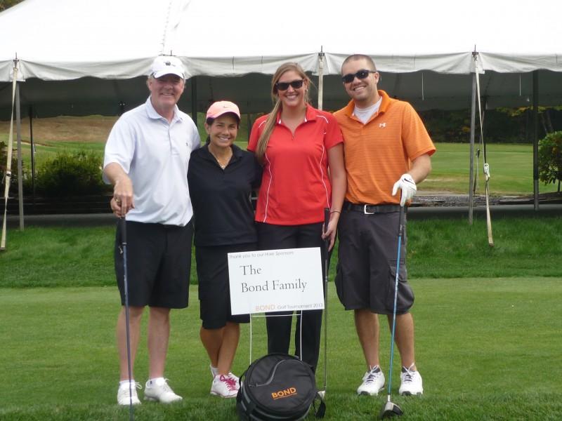 Bond Family Golf