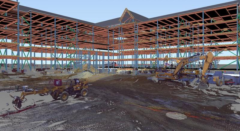 Boston College, 2150 Commonwealth Avenue Construction