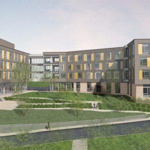 Brandeis University New Residence Hall