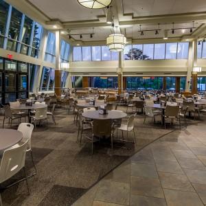 Bryant University, Salmanson Dining Hall