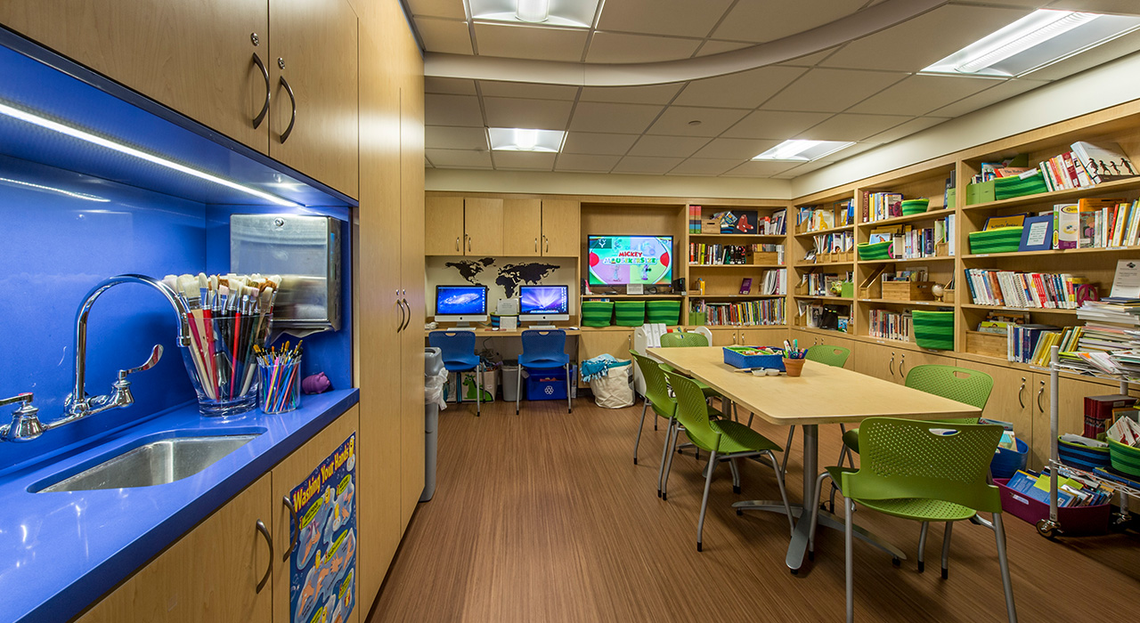 Dana-Farber Cancer Institute, Jimmy Fund Pediatric Clinic Expansion