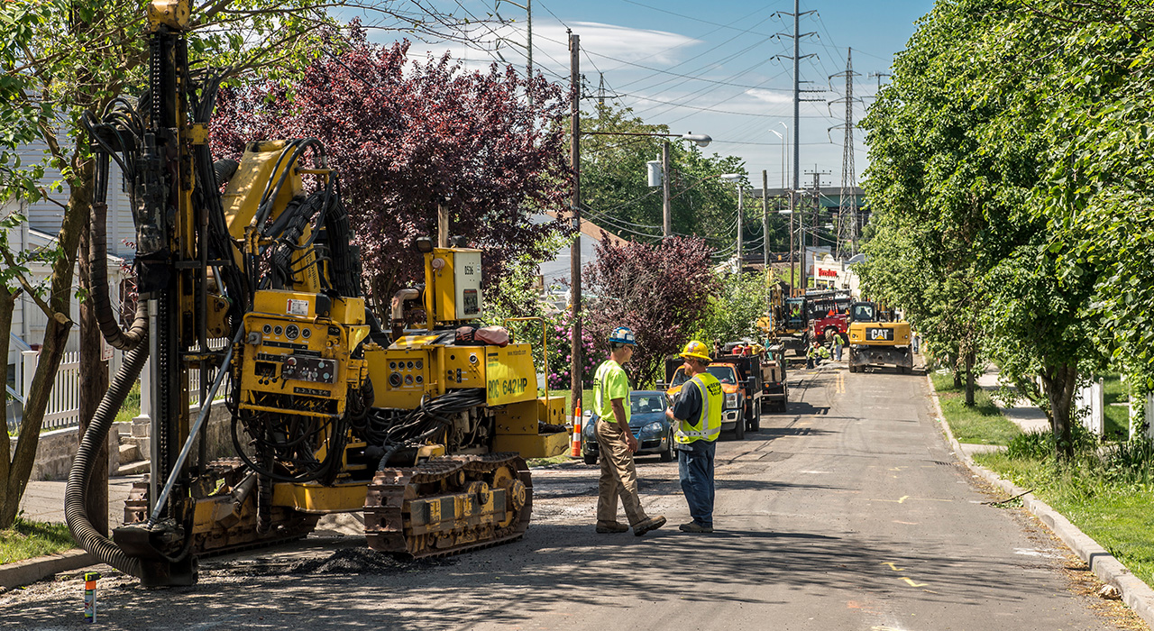 Eversource, Stamford Reliability Project