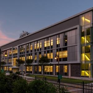 Fitchburg State University Antonucci Science Complex