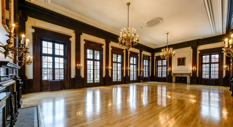 Radcliffe Institute / Harvard, Agassiz House Construction