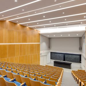 Harvard University Faculty of Arts and Sciences (FAS), Lecture Halls C & D