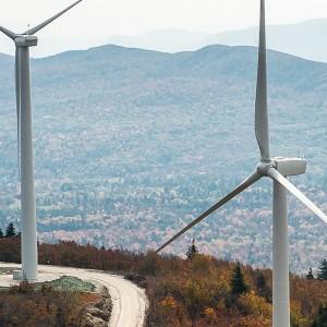 Iberdrola Renewables, Hoosac Wind Project