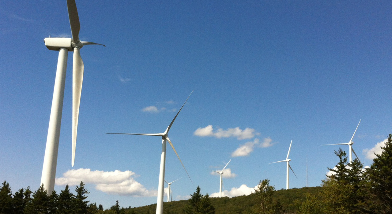 Iberdrola Renewables, Hoosac Wind Project