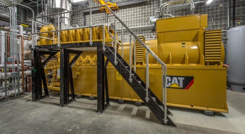 Lahey Hospital & Medical Center Combined Heat & Power Facility Plant