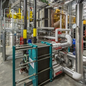 Lahey Hospital & Medical Center Combined Heat & Power Facility Plant