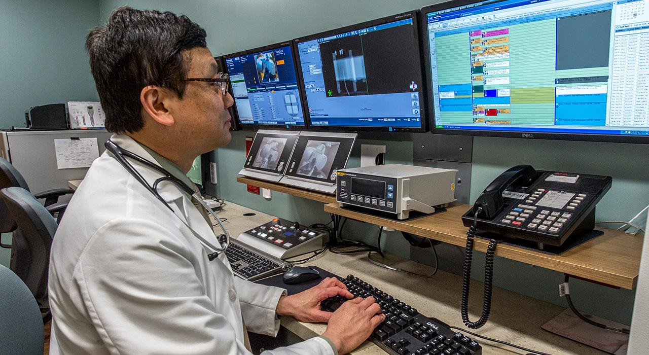 Lahey Medical Center, Peabody – Linear Accelerator Renovation