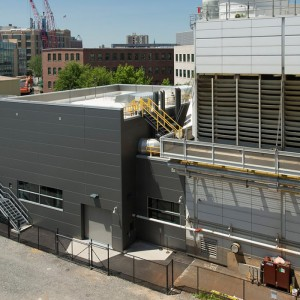 MIT's Central Utility Plant Expansion / Boiler & Deaerator