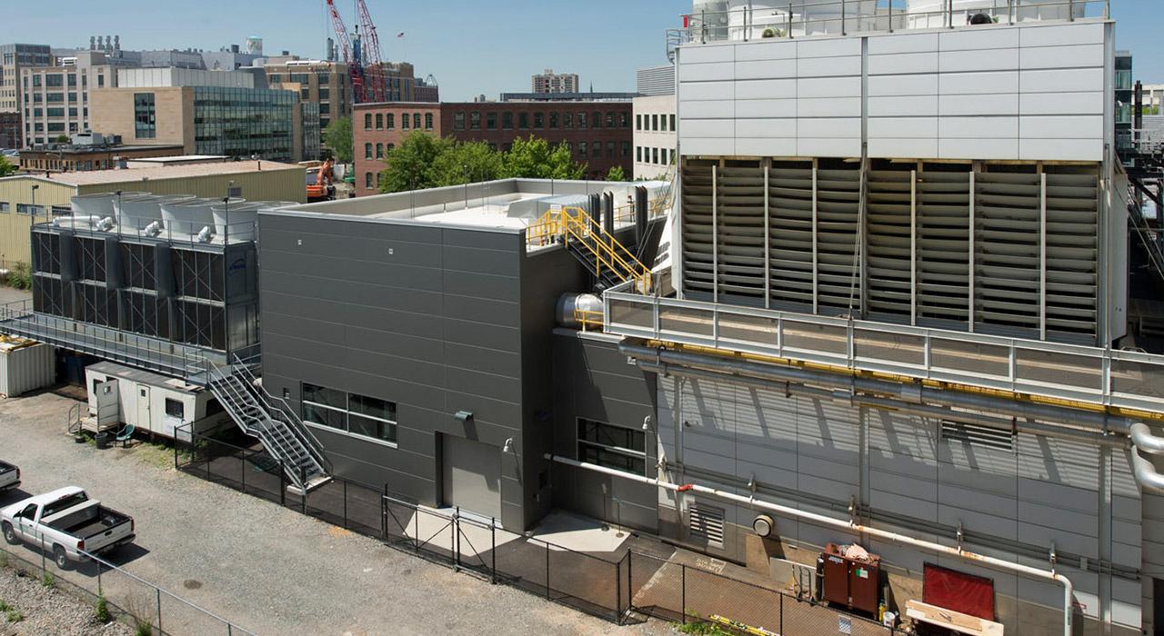 MIT Boiler & Deaerator Construction