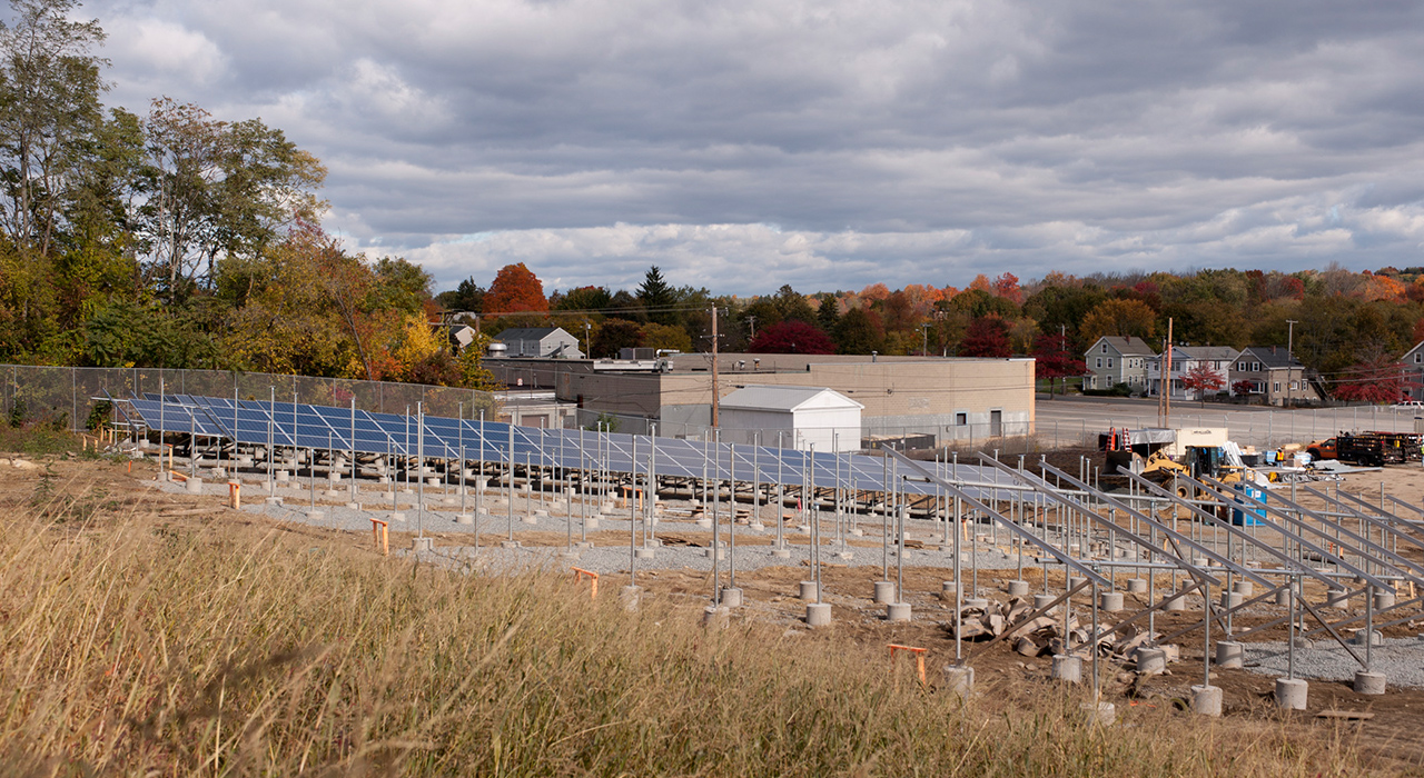 National Grid, Solar Arrays Haverhill