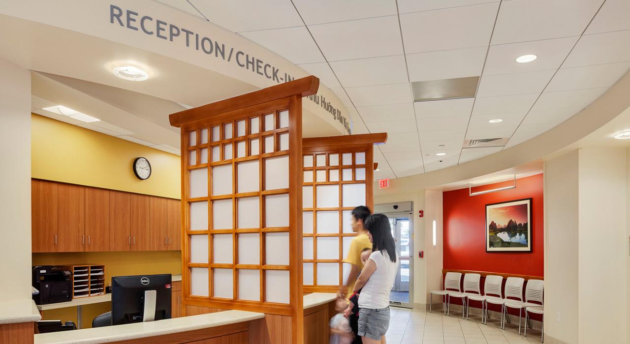 South Cove Community Health Center, New Health Center