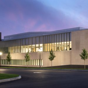 Bryant University, Chace Wellness and Athletic Center