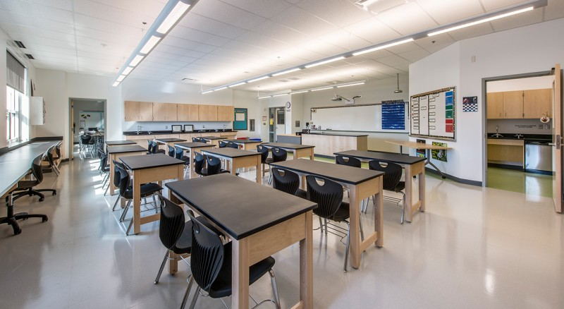 Town of Wakefield, Galvin Middle School Construction