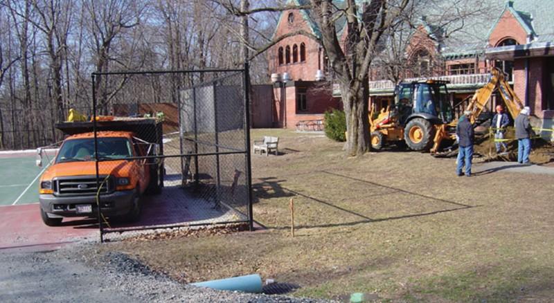 Wellesley College Utility Infrastructure Upgrade Construction
