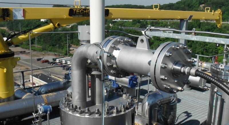Yankee Gas LNG Vaporization Expansion