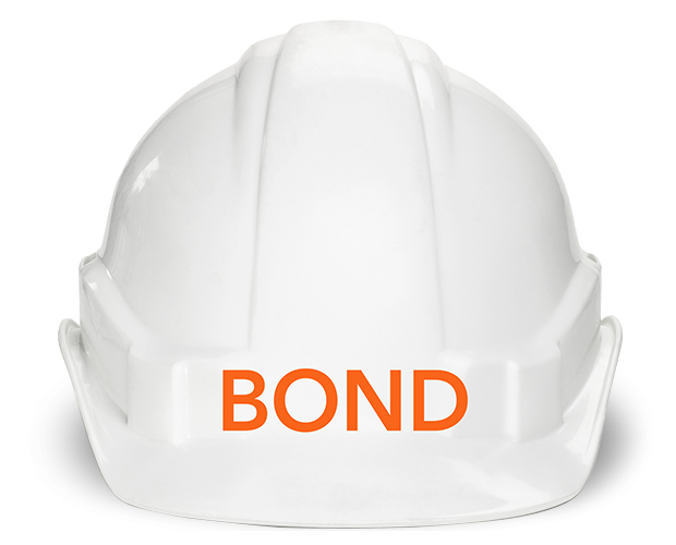 BOND Construction Hard Hat