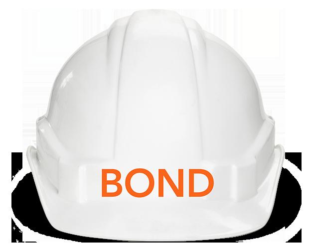 BOND Construction Hard Hat