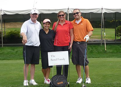 The Golfing Bonds